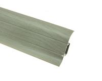 036 Плинтус Т-пласт Сосна серая (Серый дуб) 58*22*2500мм 1уп=40 шт