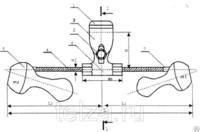 Гаситель вибрации ГВУ-1,2-1,6