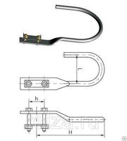Рога разрядные РР-156