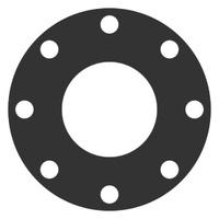 Фланец плоский стальной 350-6-01-1-B-Ст.20-IV ГОСТ 33259-2015