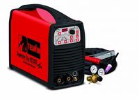 Аппарат аргонно-дуговой сварки Telwin SUPERIOR TIG 422 AC/DC - HF/LIFT c аксессуарами