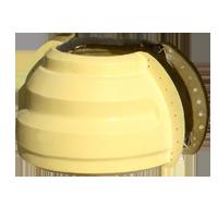Укрытие защитное стеклопластиковое ф273/ф530