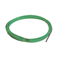Канал стальной (зеленый) 2,0-2,4 mm, 4 м