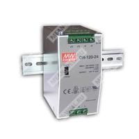 Блок питания AC-DC Din, 120Вт, выход 24В/5A, рег. вых