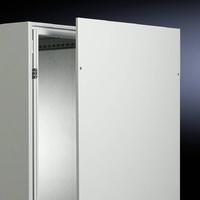 Боковые стенки для шкафа серии TS 2000x400mm, RAL7035 (2шт.)