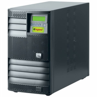 Cдвоенный шкаф с батареями - Megaline - однофазный модульный ИБП напольного исполнения - on-line - 2500 ВА
