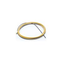 Канал стальной (желтый) 1,2-1,6 mm, 5 м