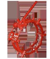 Центратор наружный эксцентриковый ф89-159мм