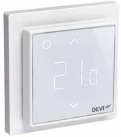 DEVIreg™ Smart терморегулятор интеллектуальный с Wi-Fi, полярно-белый, 16А