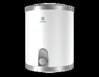 Электроводонагреватель накопит.вертикальный 10 л Electrolux EWH 10 Rival O, подкл.воды снизу,бак нерж.сталь.