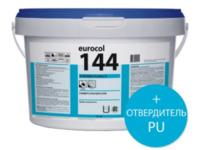 Euromix PU Multi 2К ПУ клей 144/ 7 кг
