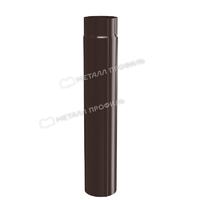Труба водосточная D90х3000 GS (ВПЭД-03-8017-0.5)