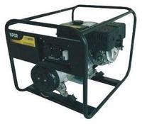 Генератор бензиновый однофазный 3,2кВА, бак 6 л., KGE4000С