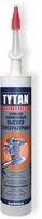 Герметик Tytan Professional Силиконовый Высокотемпературный красный 310мл (19380) 1уп=12шт