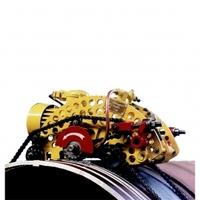 Машина безогневой резки труб СМ-307