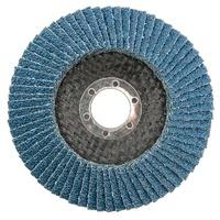 Круг лепестковый КЛТ1 125х22 А60