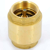 Клапан обратный 1 1/4 мет. седло 100 Itap (уп.4 шт.)