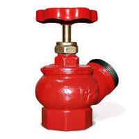 Клапан (вентиль) пожарный угловой КПК
