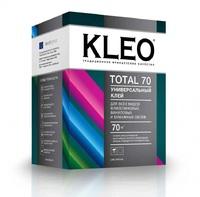 KLEO TOTAL 70, Универсальный клей для обоев, 500 гр 1кор=12шт