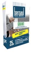 Клей серый для крупноформатных и тяжелых плит Granit 25кг Bergauf 1уп.=56шт.