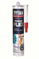 Клей монтажный Tytan Professional Power Flex прозрачный 290мл 1уп=6шт
