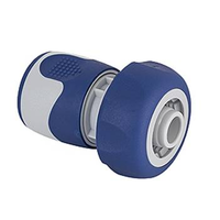 Коннектор для шланга 12 мм (1/2), пластик, TPR GREEN APPLE