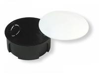Коробка монтажная разветвительная 68х28мм для сплошных стен скрытого монтажа, IP 30
