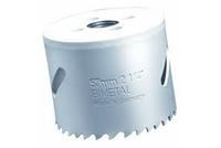Коронка Bi-metal 25 мм крупный зуб дерево, гипс, алюминий, сталь