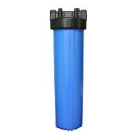 Корпус фильтра 1 BigBlue 20 для хол. воды синий ITA-31
