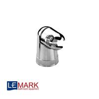 Крепление настенное поворотное для лейки, хром, Лемарк LM8009C ( уп. 100 шт. )