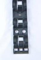 Монтажная планка для труб диаметром 16-20 мм., длина 500мм, межосевое 50 мм.