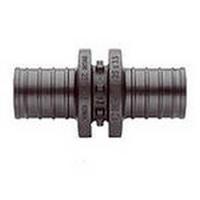 Муфта 16 соединительная РX черный пластик ( PSU ) REHAU