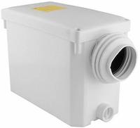 Насос канализационный SANIVORT 405 (400 Вт.) 75 л.-мин. - расход, 7 м. - напор (униатз + раковина и душ)