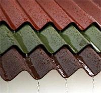 Ондулин SMART зеленый 1,95 x 0,96 м
