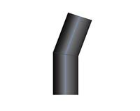 Отвод ПНД 15-30 сварной PN10 SDR17 1200*880