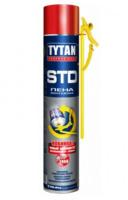 Пена монтажная Tytan STD ЭРГО 750мл 1уп=12шт