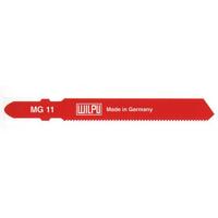 Пилка MG 11 х5шт/уп для тонкой стали, нержавеющей стали от 1,2 до 2мм