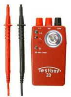 Прибор проверки электрических цепей Testboy 20