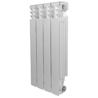 Радиатор AL STI 350/80 4сек.
