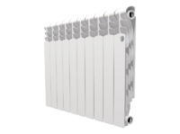 Радиатор алюминивый Royal Thermo Revolution 500 (10 секц. )