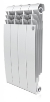 Радиатор биметаллический Royal Thermo BiLiner 500 new (4 секц. )