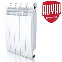 Радиатор биметаллический Royal Thermo BiLiner 500 new (6 секц. )
