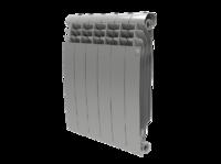 Радиатор биметаллический Royal Thermo BiLiner 500 new/Silver Satin (6 секц. )