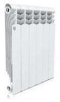 Радиатор биметаллический Royal Thermo Revolution 500 (4 секц. )
