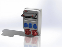 Распределительное устройство AlpenBox, шт