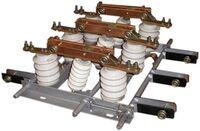 Разъединитель РЛНД-1-10IV/400 на полимерных из-рах с гибкой связью