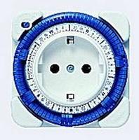 Реле времени розеточное электромеханическое недельное шаг 120 мин 16А тип Theben-Timer 27
