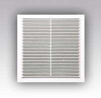 Решетка вентиляционная 150х150 без сетки Эконом