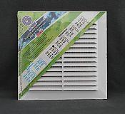 Решетка вентиляционная 150х150 с сеткой Люкс