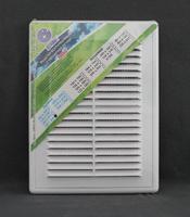 Решетка вентиляционная 150х200 в рамке с сеткой Люкс